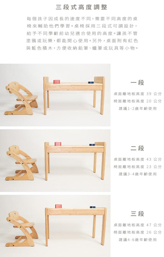 Buono桌椅組-升級版A